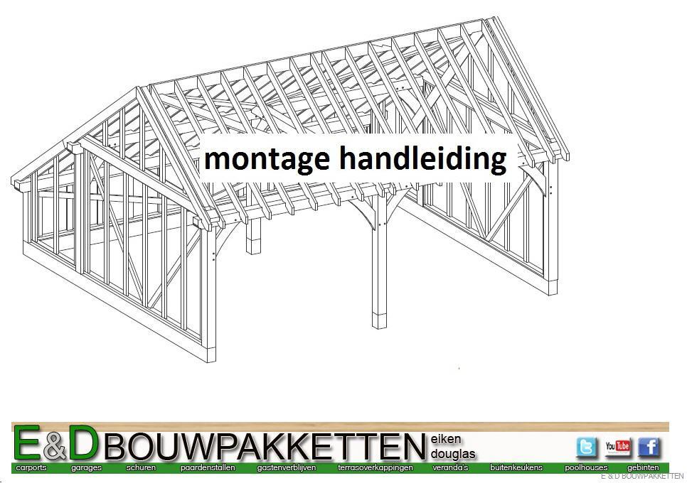BOUWPAKKETTEN en houtbewerking - eiken bijgebouwen en eiken ...